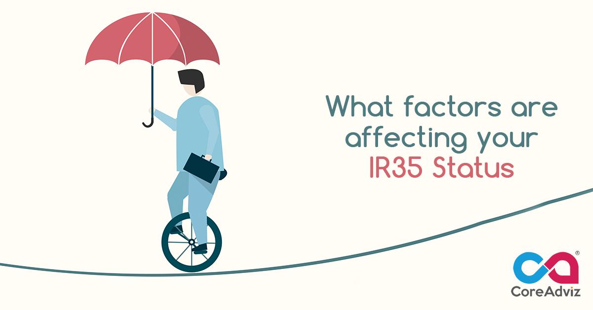 Factors Affecting IR35 Status