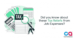 Tax Reliefs from Job Expenses