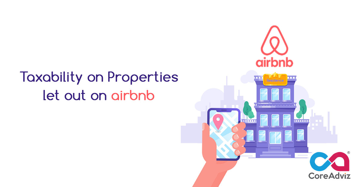 Taxability on Properties let out on Airbnb