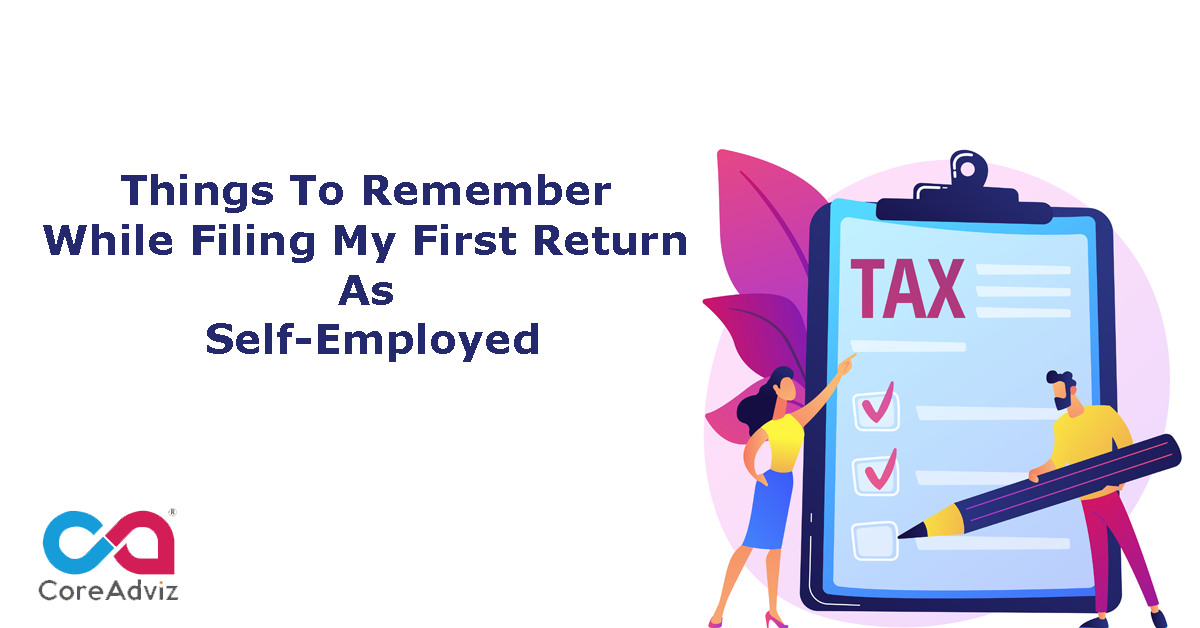 Tax Return for Self Employed