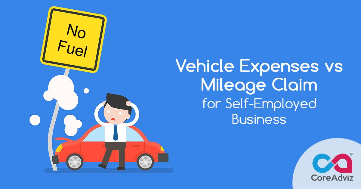Vehicle Expenses vs Mileage Claim