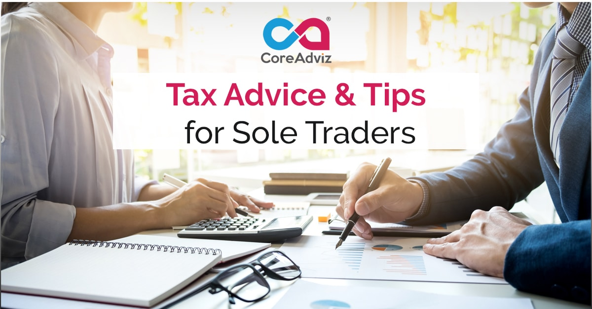 Tax Advice and Tips for Sole Traders